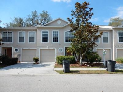Tampa Townhouse For Sale: 9942 Ashburn Lake Drive