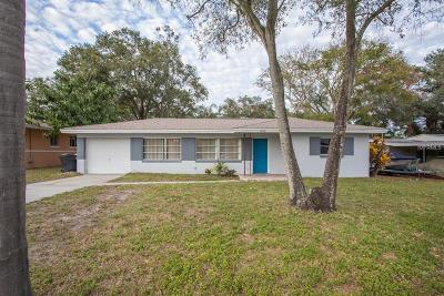 Clearwater Single Family Home For Sale: 1262 Jasmine Way