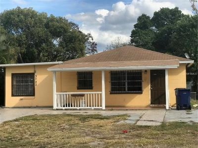 Tampa Single Family Home For Sale: 3723 Phillips Street