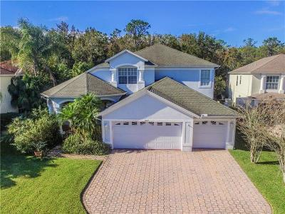 Hernando County, Hillsborough County, Pasco County, Pinellas County Single Family Home For Sale: 5103 Ashcrest Court