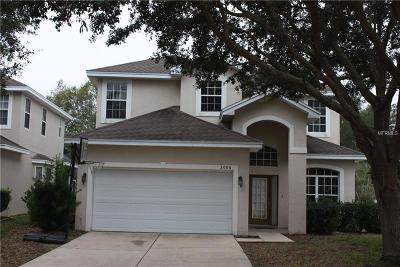 Hernando County, Hillsborough County, Pasco County, Pinellas County Single Family Home For Sale: 3006 Charolais Court