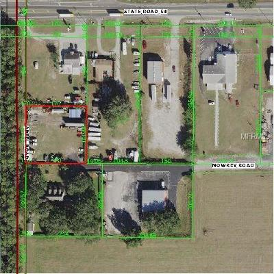 Wesley Chapel Residential Lots & Land For Sale: Mowrey Road