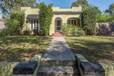 Tampa Single Family Home For Sale: 702 E Ellicott Street