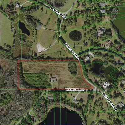 Land O Lakes Residential Lots & Land For Sale: 6201 Drexel Road