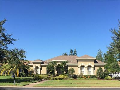 Land O Lakes Single Family Home For Sale: 20833 Broadwater Drive
