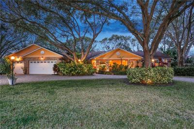 Tampa FL Single Family Home For Sale: $765,000