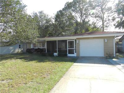 Single Family Home For Sale: 2129 Indigo Drive