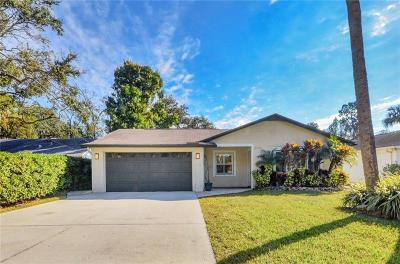 Tampa Single Family Home For Sale: 206 S Occident Street