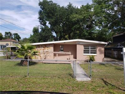 Tampa Single Family Home For Sale: 10407 N Lantana Avenue