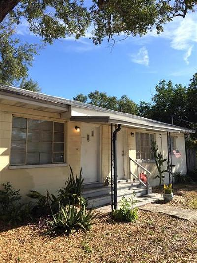 Tampa FL Multi Family Home For Sale: $315,000