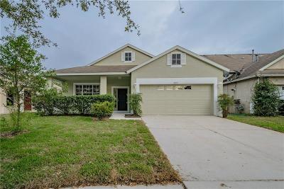 Apollo Beach Single Family Home For Sale: 6809 Cambridge Park Drive