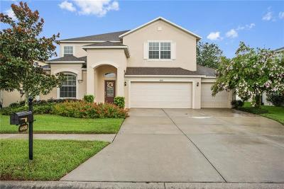 Wesley Chapel Single Family Home For Sale: 4408 Wildstar Circle