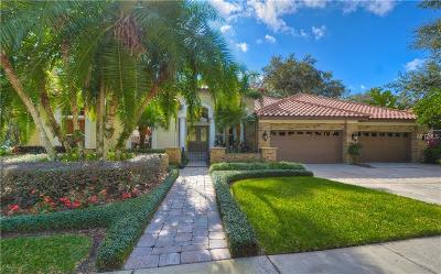 Tampa Single Family Home For Sale: 4907 Londonderry Drive