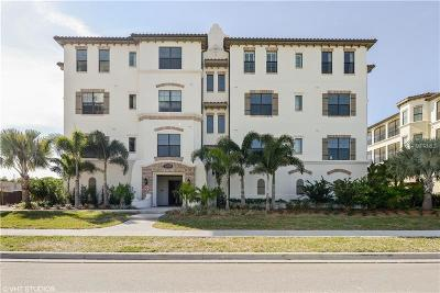 Hernando County, Hillsborough County, Pasco County, Pinellas County Rental For Rent: 5719 Yeats Manor Drive #301