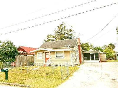 Tampa Single Family Home For Sale: 101 W Ida Street