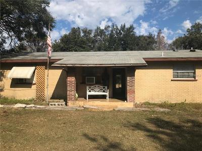 Tampa Single Family Home For Sale: 6313 Gant Road