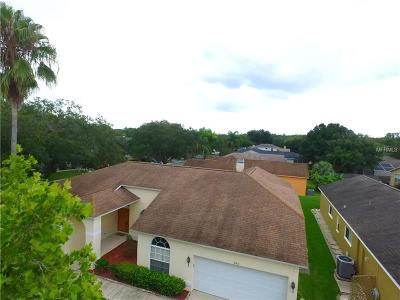 Tampa Single Family Home For Sale: 9413 Bluebird Drive
