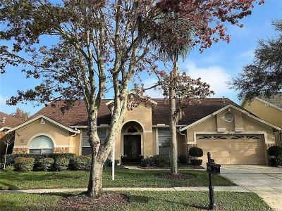 Tampa Single Family Home For Sale: 12432 Bristol Commons Circle