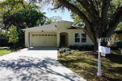Tampa Single Family Home For Sale: 3906 N Lynn