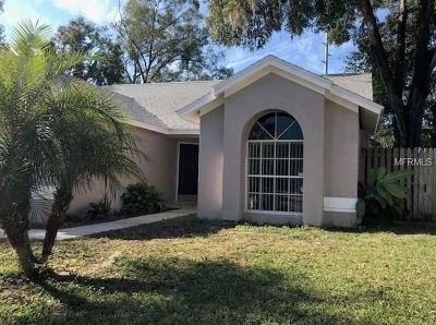 Single Family Home For Sale: 8702 Terra Oaks Road