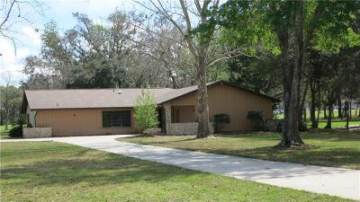 Homosassa Single Family Home For Sale: 5 Bumelia Court