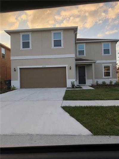 Gibsonton Single Family Home For Sale: 11513 Southern Creek Drive