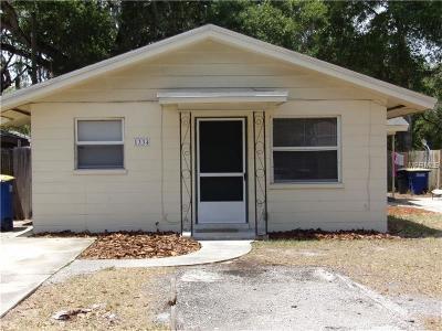 Hernando County, Hillsborough County, Pasco County, Pinellas County Multi Family Home For Sale: 1334 Tioga Avenue