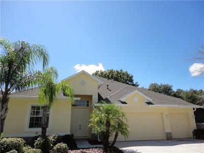 Lutz Rental For Rent: 2405 Shirecrest Cove Way