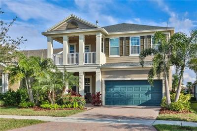 Single Family Home For Sale: 6833 Park Strand Drive