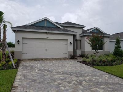 Palmetto Single Family Home For Sale: 6612 Devesta Loop