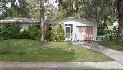 Tampa Single Family Home For Sale: 10604 N 22nd Street