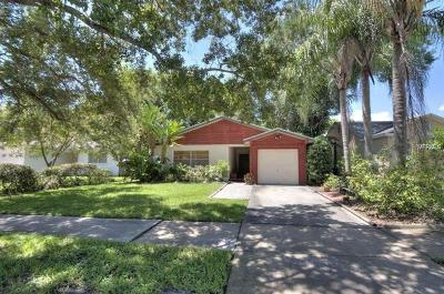 Tampa Single Family Home For Sale: 502 E Davis Boulevard