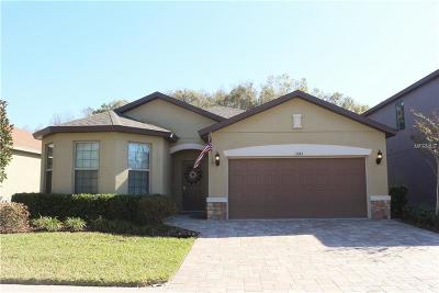 Lutz Rental For Rent: 3143 Winglewood Circle