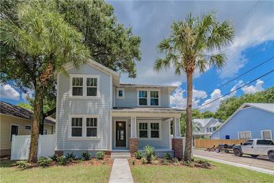 Tampa Single Family Home For Sale: 2824 N Elmore Avenue