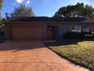 Hudson Single Family Home For Sale: 8912 Woodmill Drive