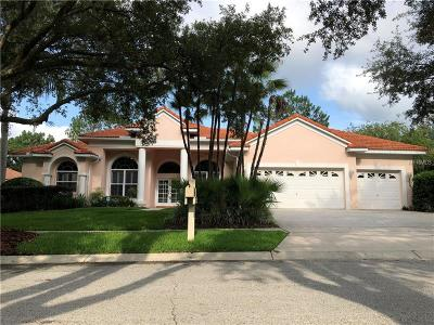 Tampa Single Family Home For Sale: 17414 Heather Oaks Place