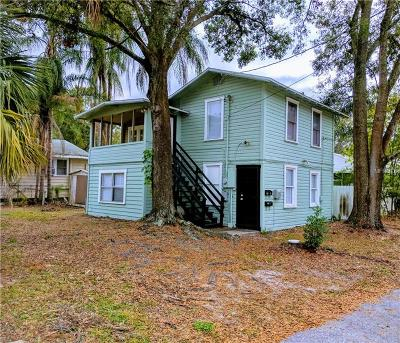 Tampa Multi Family Home For Sale: 128 W North Street
