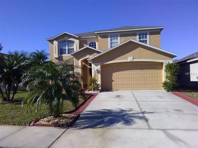 Orlando Single Family Home For Sale: 4756 Tarflower Lane