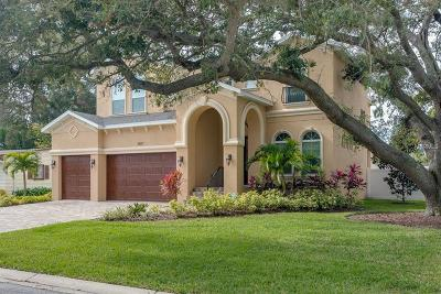 Bel Mar Shores Rev Single Family Home For Sale: 3607 S Lightner Drive