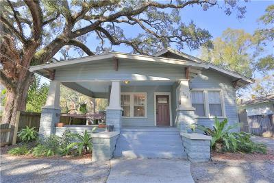 Single Family Home For Sale: 708 E Crenshaw Street