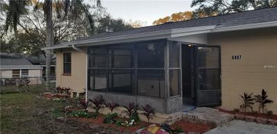 Tampa Single Family Home For Sale: 6807 N Willow Avenue