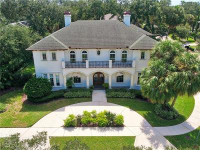 Tampa Single Family Home For Sale: 702 S Bella Vista Street