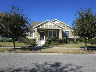 Single Family Home For Sale: 20122 Outpost Point Drive