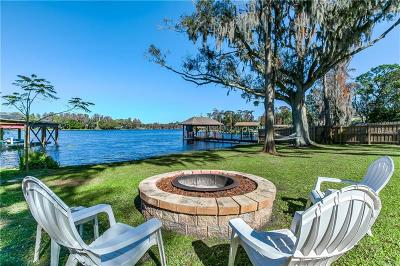 Hernando County, Hillsborough County, Pasco County, Pinellas County Single Family Home For Sale: 8917 S Mobley Road