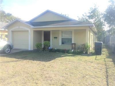 Tampa Single Family Home For Sale: 2603 E 19th Avenue