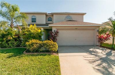 Dade City, Apollo Beach, St Petersburg, Wesley Chapel, San Antonio, Clearwater, Lithia, Seffner, Land O Lakes, Ruskin, Temple Terrace Rental For Rent: 419 Stone Briar Drive