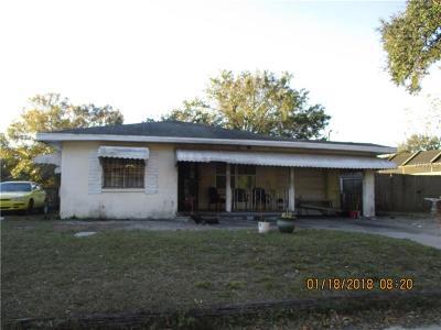 Hillsborough County Single Family Home For Sale: 2607 E 20th Avenue