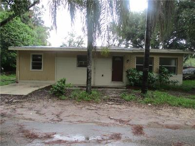 Tampa Single Family Home For Sale: 8302 N 22nd Street