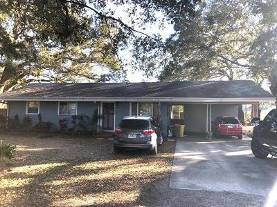 Plant City Single Family Home For Sale: 505 W Lee Street