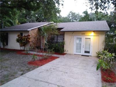 Tampa Single Family Home For Sale: 6332 S Macdill Avenue